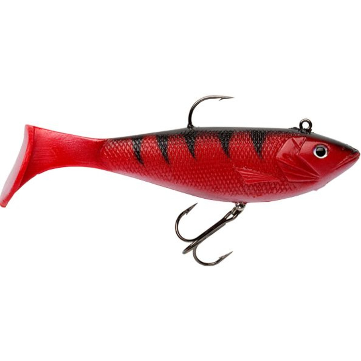 Storm Suspending Wild Tail Shad - 20 cm - 65 g - Pearl Belly Demon