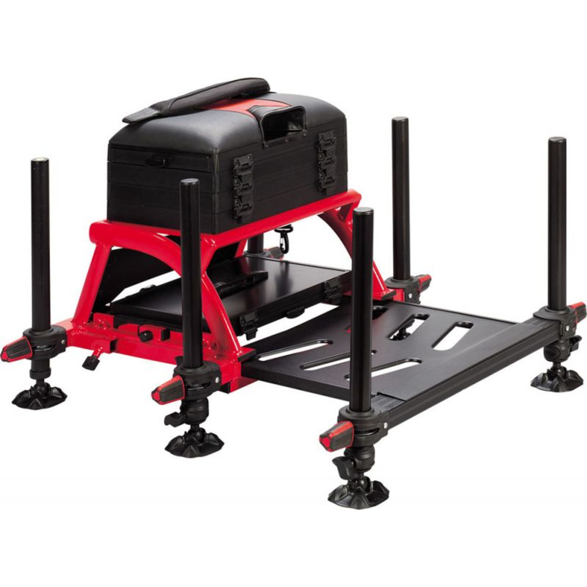 Trabucco Seatbox Gnt-X36 Station - Red