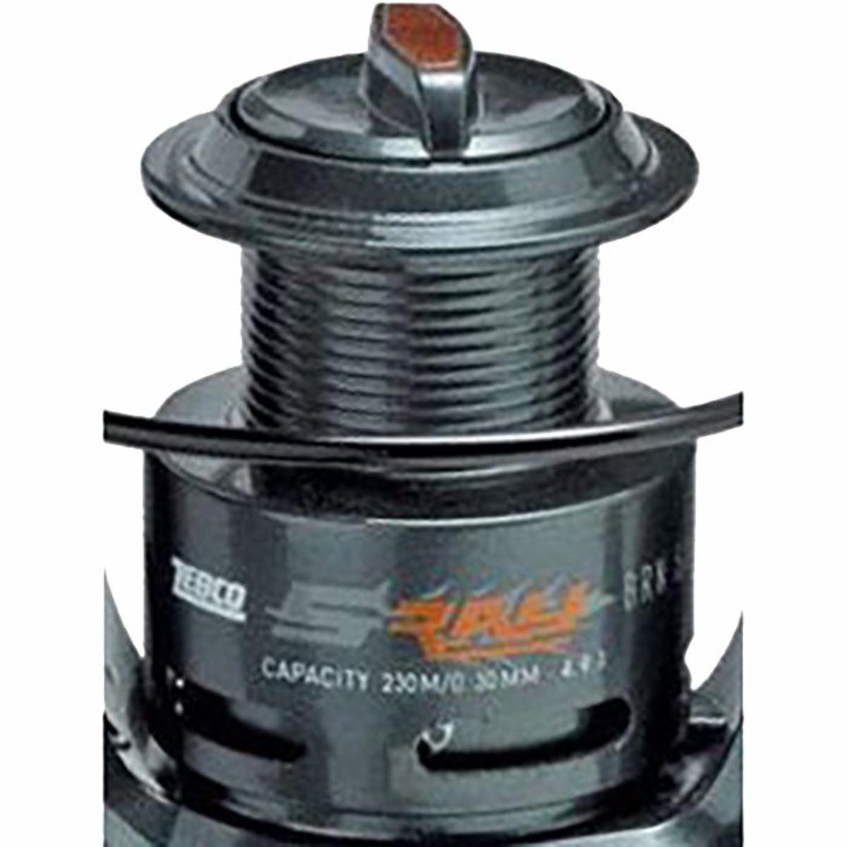 Zebco Bobina de Repuesto S-Ray Brn - 3000 - Aluminium