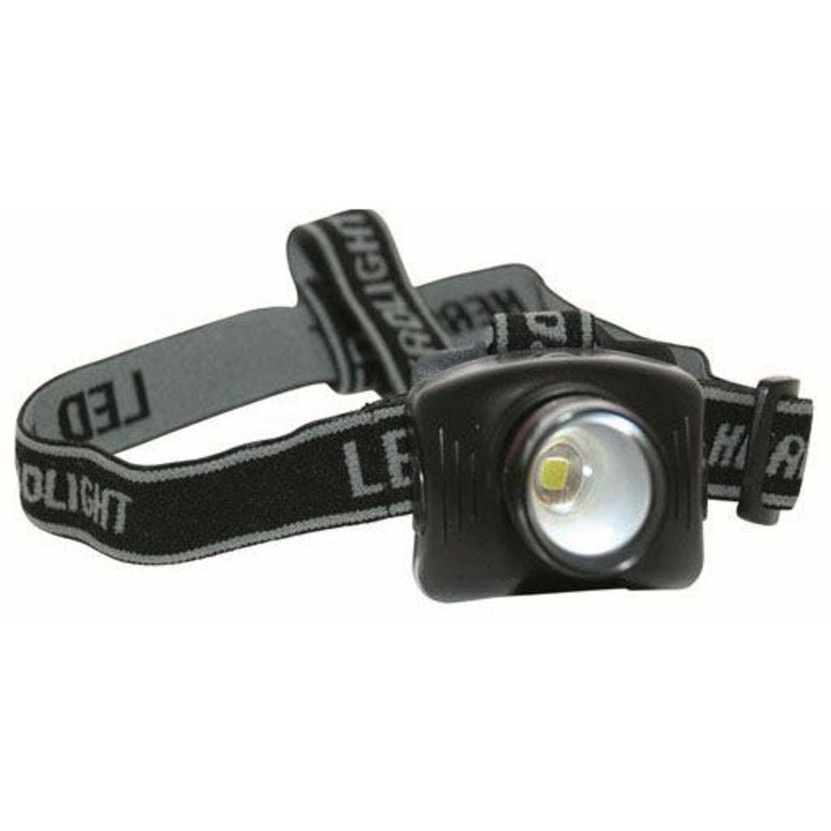 Zebco Power Focus Headlamp - 1 Led