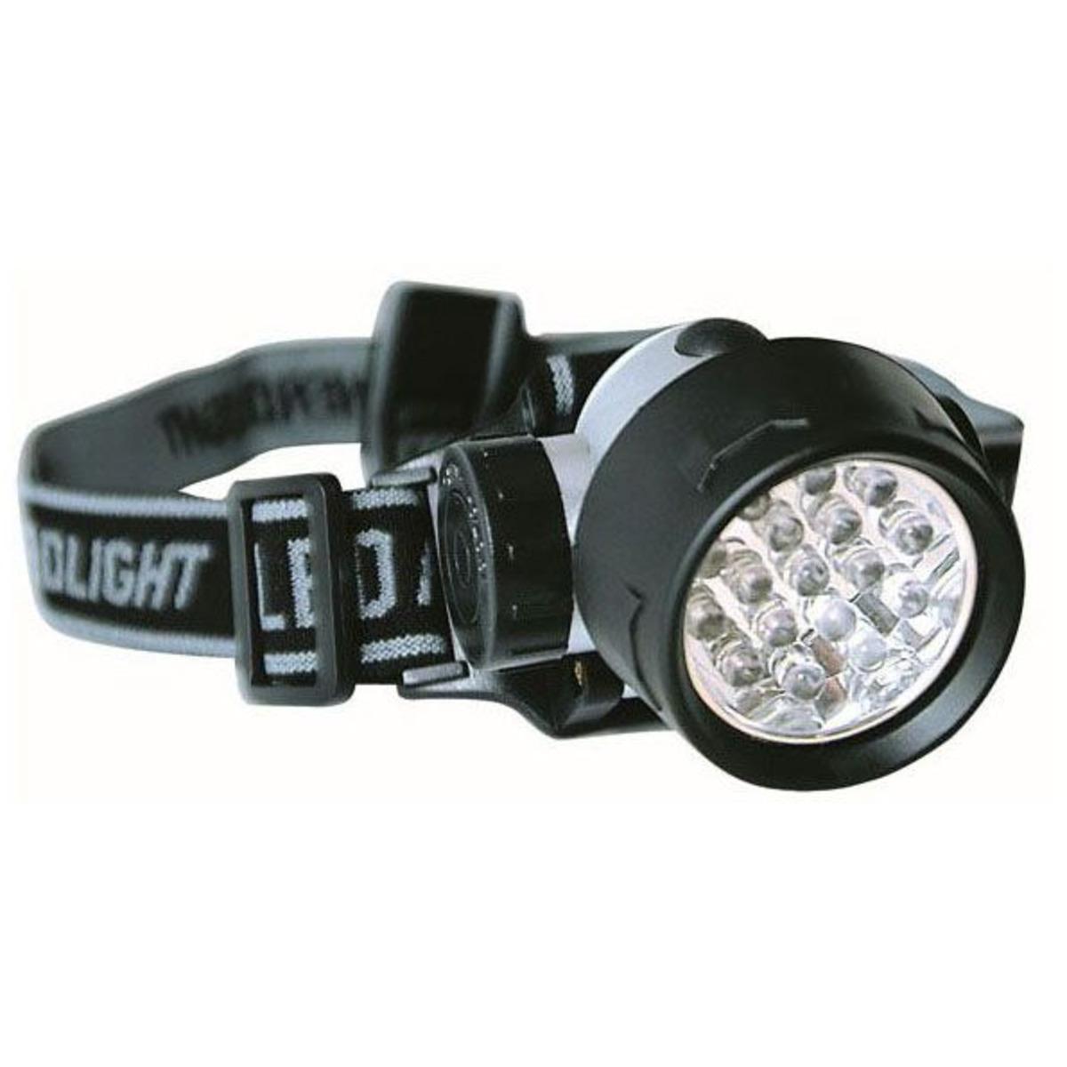 Zebco Power Led Head Lamp - 17 Led