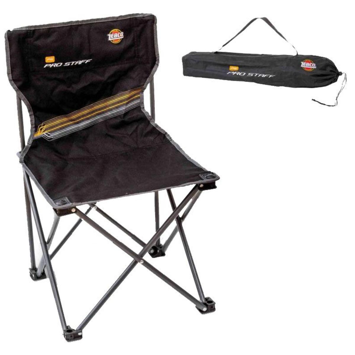 Zebco Pro Staff Chair Mini - 34x32x37 cm