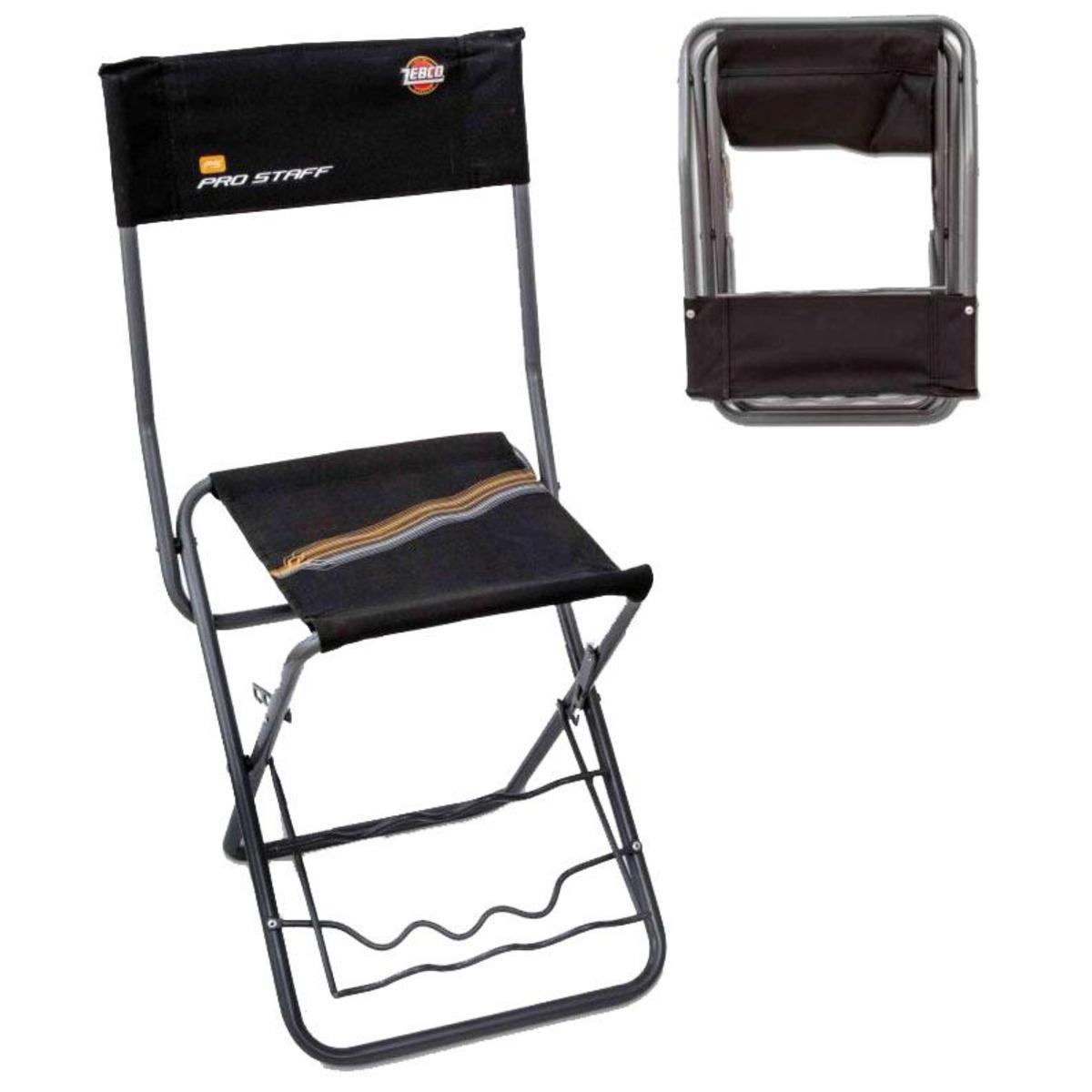 Zebco Pro Staff RH Chair - 26x32x73 cm