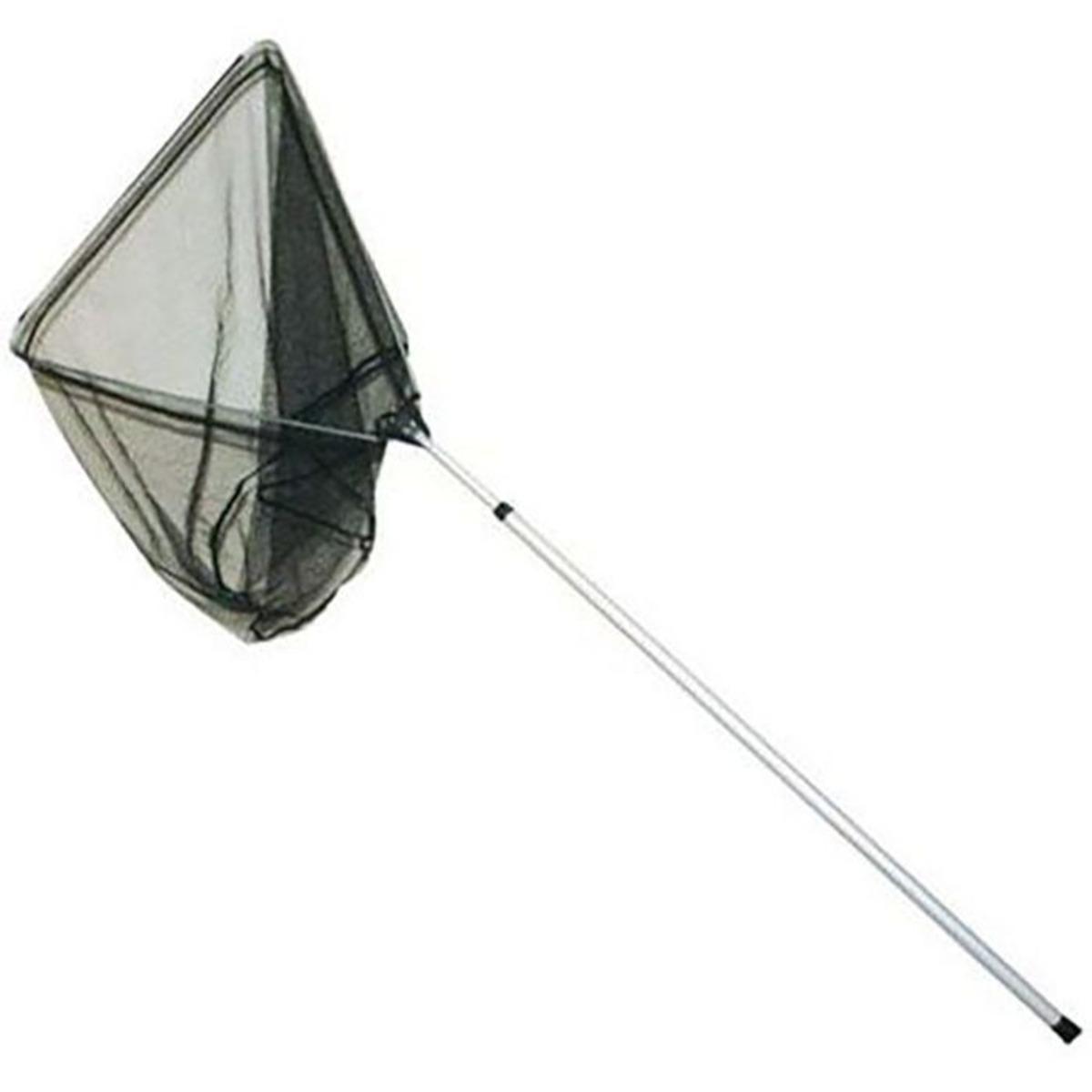 Zebco Tele Landing Net - 1.60 m - 40x40 cm - 6x6 mm