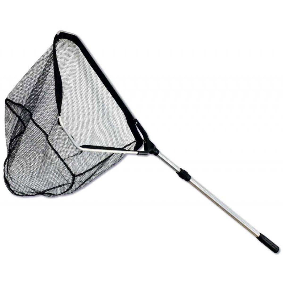 Zebco Triangle Tele Net - 1.60 m - 45x45x30 cm - 3x3 mm