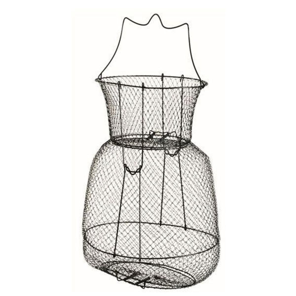 Zebco Wire Landing Net Oval - 40 cm