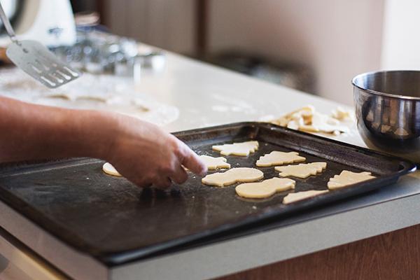 La recette des biscuits de Noël