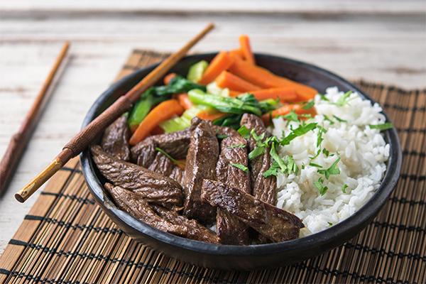 Recette Quitoque du bœuf bulgogi