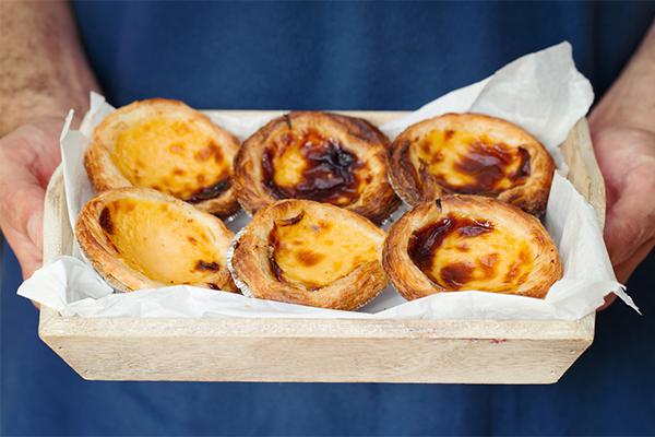 Pastéis de nata, la délicieuse pâtisserie portugaise
