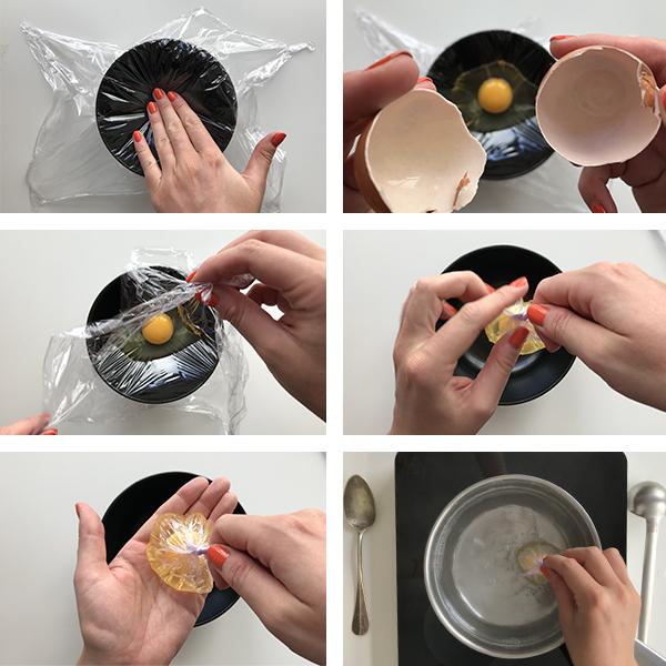 L'astuce pour réussir à la perfection un œuf poché