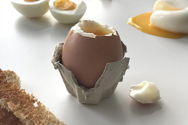 Comment réussir à la perfection la cuisson de l'œuf à la coque