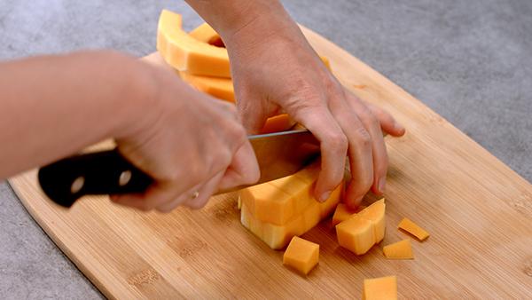 Comment Couper Facilement Une Courge Butternut Quitoque