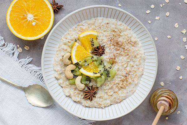 Porridge : une idée de petit-déjeuner nutritif et original