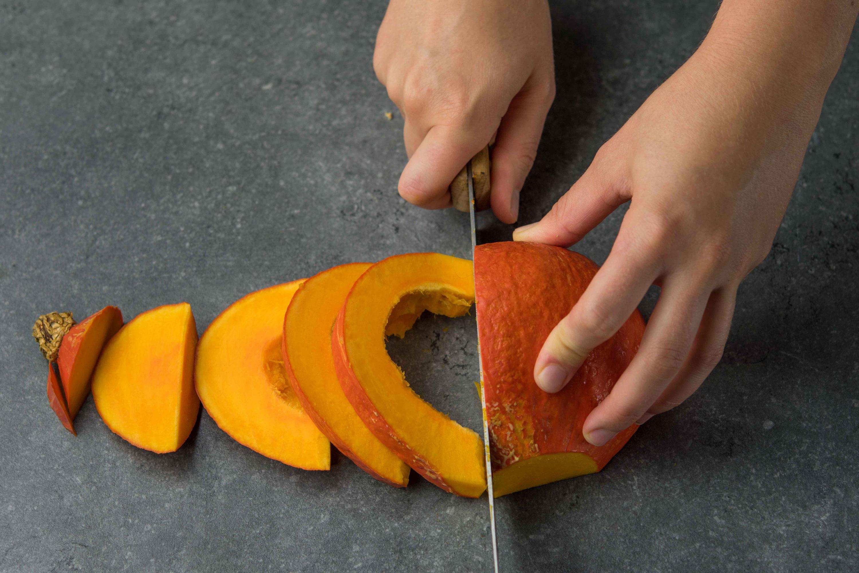 Comment couper un potimarron ?