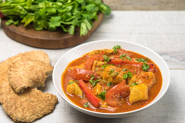 Tikka Massala : le poulet aux 1001 saveurs indiennes