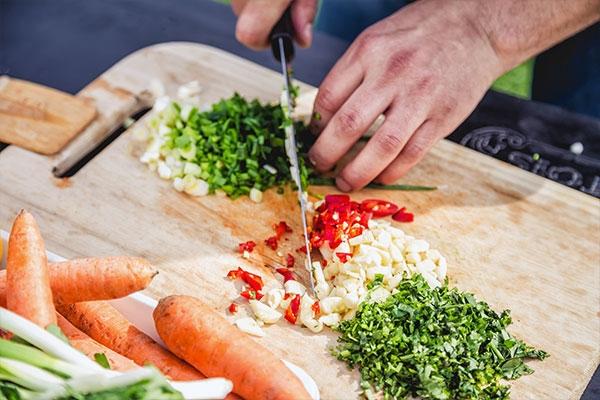 Couper Ses Legumes Comme Un Pro Quitoque