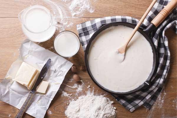 Comment faire une sauce béchamel soi-même ?