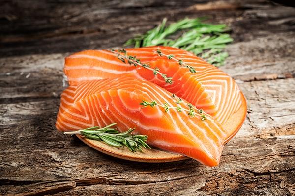 Du saumon dans vos paniers, oui mais en bonne santé