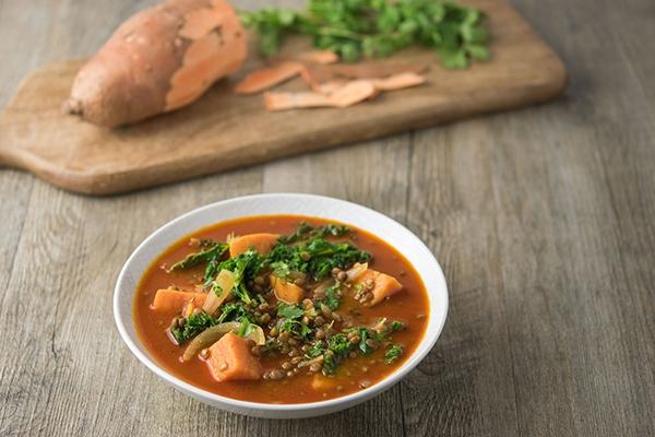 Découvrez le tikka massala avec une recette de soupe végétarienne