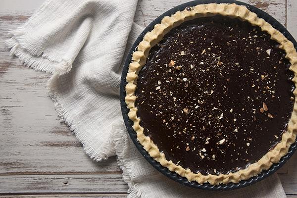 Tarte au chocolat : la recette d'un dessert à la fois gourmand et croustillant
