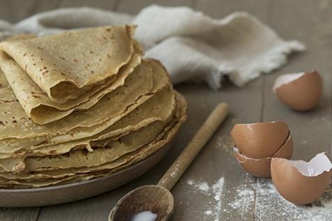 Chandeleur : 4 idées de garnitures faites maison pour vos crêpes sucrées