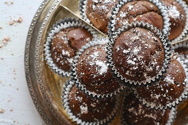 Gâteau au chocolat : quand la courgette remplace le beurre