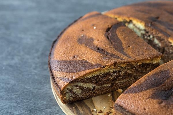 Gâteau marbré : la recette pour surprendre les petits et grands
