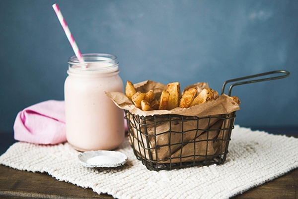 Dessert trompe-l'œil : une recette facile de frites en version sucrée