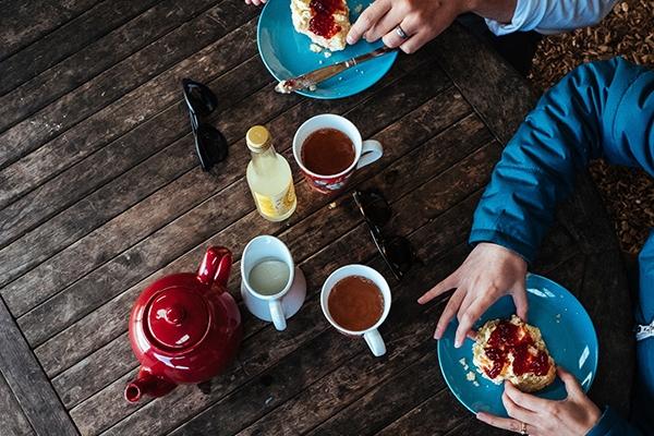 Scones : la recette des gâteaux anglais pour le tea time très british