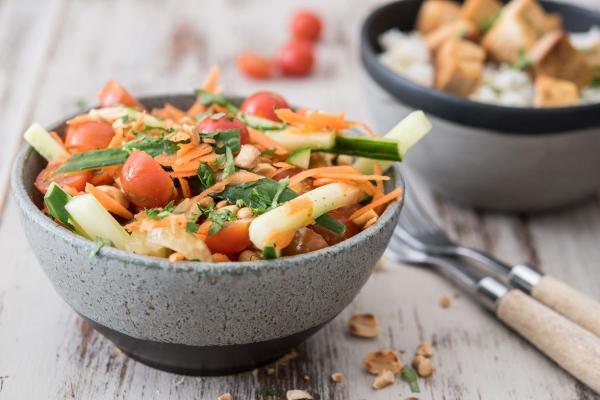 6 idées recettes de salades originales pour l'été