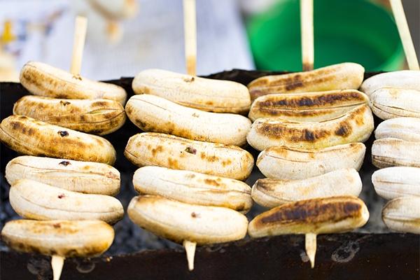 Barbecue gourmand : 5 idées de recettes... sucrées !