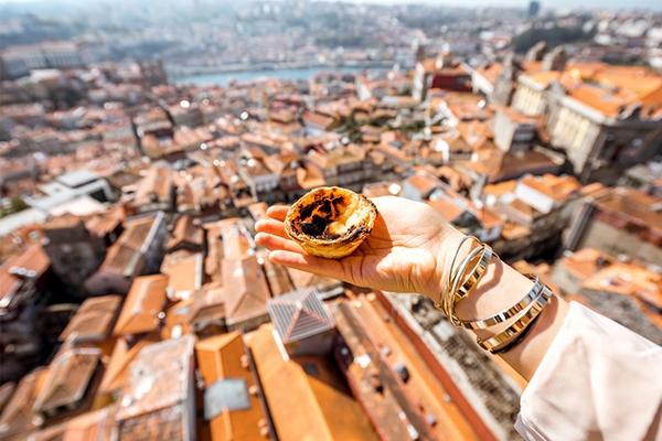 Carte postale : que manger lors d'un week-end à Lisbonne ?