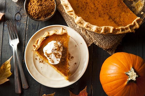 Pumpkin pie : la recette facile de la tarte à la citrouille