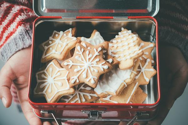 La recette des biscuits de Noël à cuisiner pour les fêtes