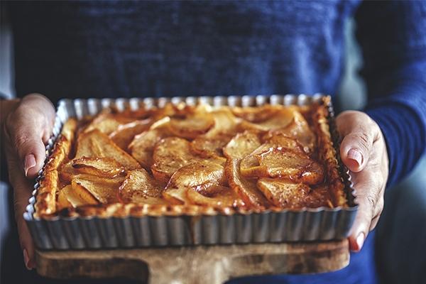 Tarte alsacienne aux poires : la recette traditionnelle