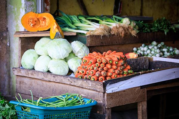 Légumes de saison : le calendrier pour l'hiver