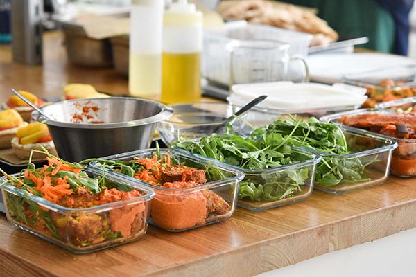 Le batch cooking, idées de recettes