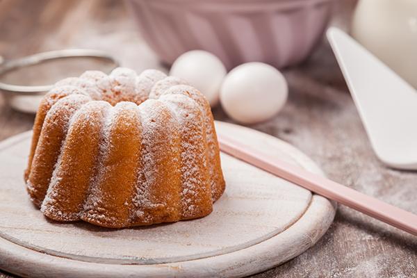 Gâteau de Savoie : la recette facile et rapide pour l'hiver !