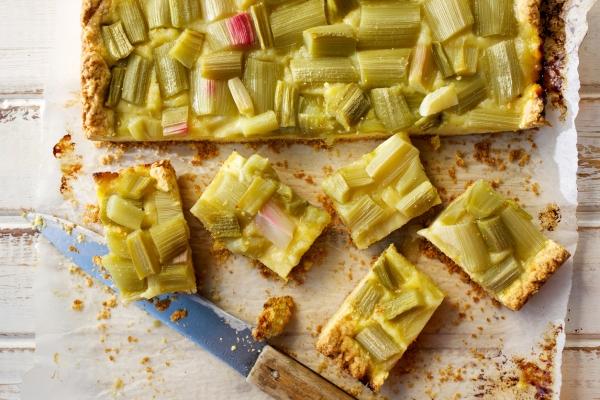 Comment Faire Une Tarte A La Rhubarbe La Recette De Dessert Facile Du Printemps Quitoque