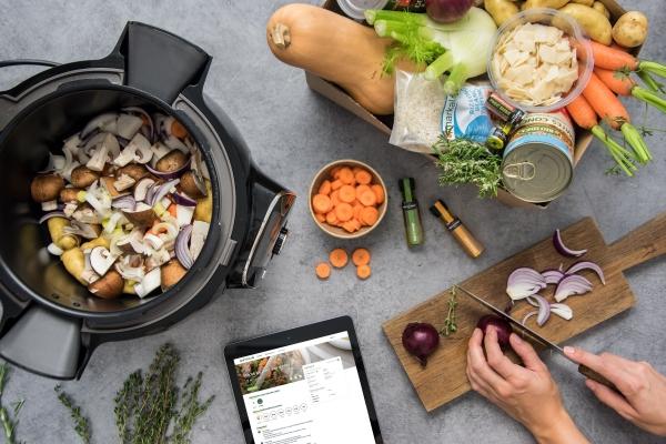 Comment adapter les recettes Quitoque avec un Cookeo ?