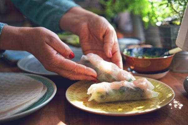 Comment faire des vrais rouleaux de printemps à la vietnamienne ?
