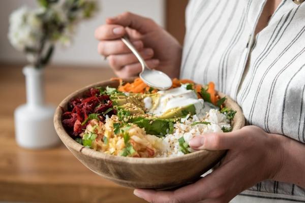 Les recettes de buddha bowl, fait-maison en 20 min