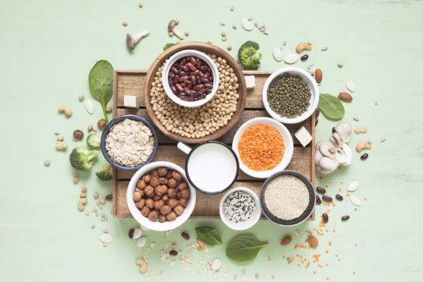 Zoom sur les protéines: comment passer des protéines «animales» aux protéines «végétales»?