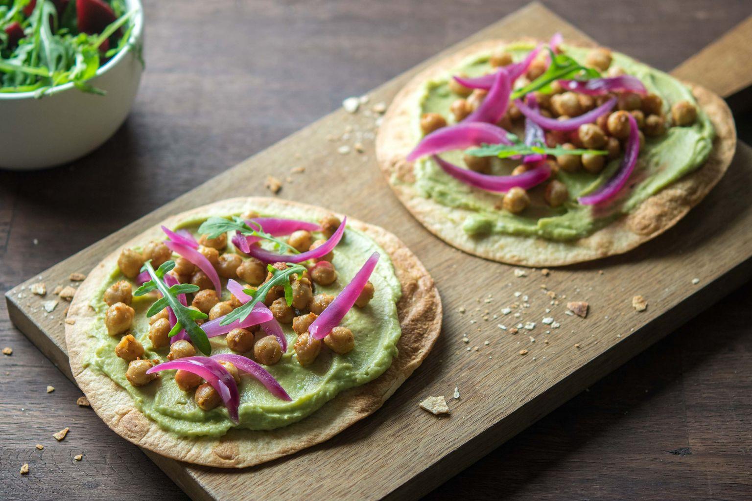 Recette de tortillas mexicaines