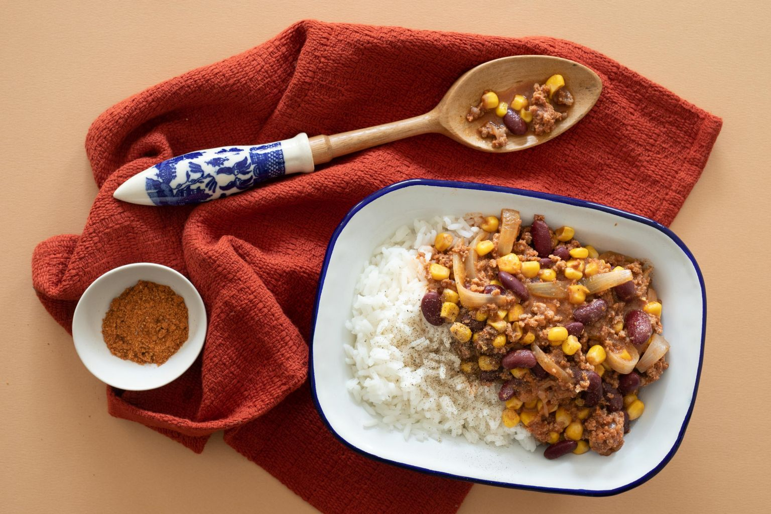 Chili con carne de Aude