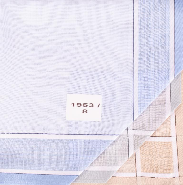 Men handkerchief - CC or check - Vrac12 1