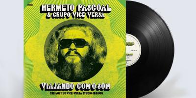 Потерянный альбом маэстро Эрмето Паскаля восстановлен и выпущен на виниле