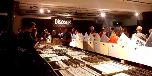Виниловые ярмарки от Discogs будут проводиться по всему миру