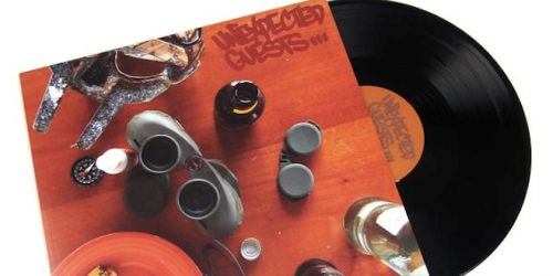 "MF Doom: раритетная коллекция ""Unexpected Guests"" издана на виниле"
