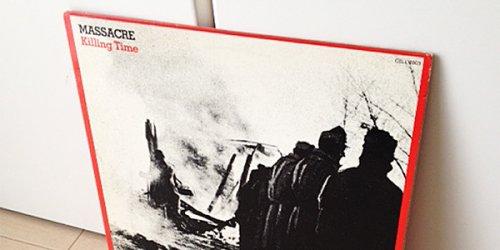 """Massacre выпустят виниловое переиздание альбома """"Killing Time"""""""